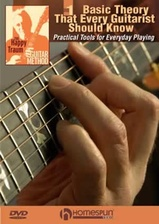 Basic Theory That Every Guitar Player Should Know - DVD 1