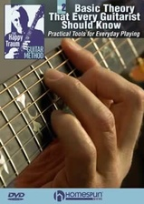 Basic Theory That Every Guitar Player Should Know - DVD 2