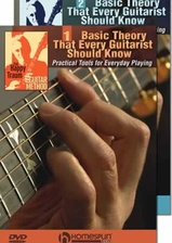 Basic Theory That Every Guitar Player Should Know - Two-DVD Set