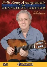 Classical Guitar - Arrangements of Four Beloved Folk Songs