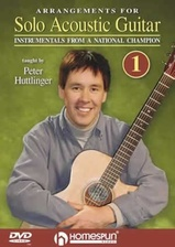 Arrangements for Solo Acoustic Guitar - DVD 1