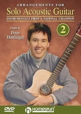 Arrangements for Solo Acoustic Guitar - DVD 2