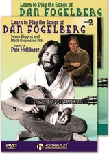 Learn to Play the Songs of Dan Fogelberg Two DVD Set
