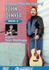 Learn to Play the Songs of John Denver - DVD 2