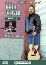 Learn to Play the Songs of John Denver - DVD 3