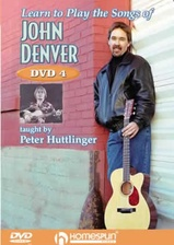 Learn to Play the Songs of John Denver - DVD 4