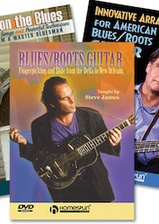 Blues and Roots Guitar 3-lesson Value Pack