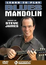 Learn To Play Blues Mandolin - DVD 1