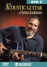 The Acoustic Guitar of Jorma Kaukonen - DVD 2