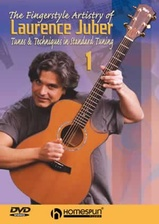 Fingerstyle Artistry of Laurence Juber - DVD 1