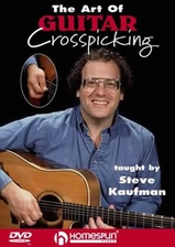 The Art of Guitar Crosspicking