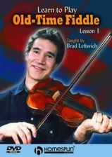Learn to Play Old-Time Fiddle - DVD 1