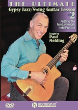 The Ultimate Gypsy Jazz/Swing Guitar Lesson - DVD 2