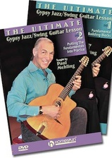 The Ultimate Gypsy Jazz/Swing Guitar Lesson - Two-Video Set