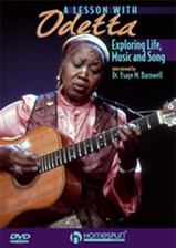A Lesson with Odetta