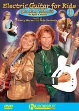 Electric Guitar for Kids - DVD 1