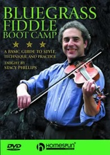 Bluegrass Fiddle Boot Camp