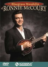 The Bluegrass Mandolin of Ronnie McCoury