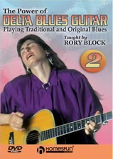The Power of Delta Blues Guitar - DVD 2