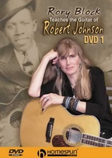 The Guitar of Robert Johnson - DVD 1
