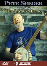 How To Play The 5-String Banjo - DVD