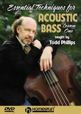 Essential Techniques for Acoustic Bass - DVD 1