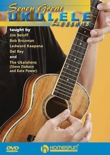 Seven Great Ukulele Lessons