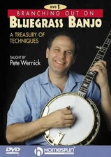 Branching Out On Bluegrass Banjo - Lesson One
