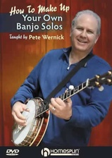 How to Make Up Your Own Banjo Solos - DVD 1