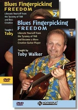 Blues Fingerpicking Freedom: Two-DVD Set