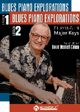 Blues Piano Explorations, Two-Lesson Set