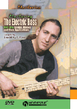 Mastering The Electric Bass - Two-DVD Set