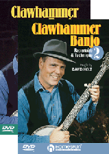 Clawhammer Banjo - Two-DVD Set