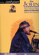 Dr John Teaches New Orleans Piano - Volume 2