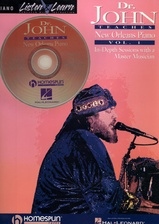Dr John Teaches New Orleans Piano - Volume 1