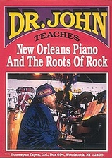 New Orleans Piano and the Roots of Rock - Book plus Four CDs