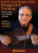 Enrich Your Playing With Dropped D Tuning