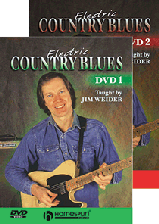 Electric Country Blues - Two DVD Set