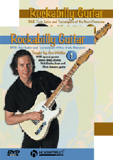 Rockabilly Guitar - Two DVD Set