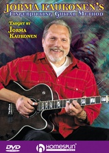 Jorma Kaukonen's Fingerpicking Guitar Method