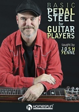 Pedal Steel for Guitar Players