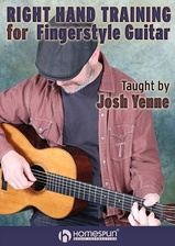 Right Hand Training for Fingerstyle Guitar