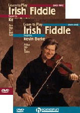 Learn to Play Irish Fiddle - Two-Video Set