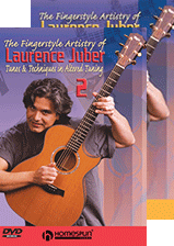 Fingerstyle Artistry of Laurence Juber - Two-DVD Set