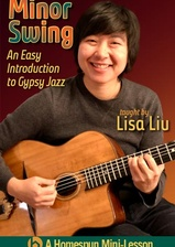 Minor Swing: An Easy Introduction to Gypsy Jazz