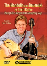 The Mandolin and Bouzouki of Tim O'Brien