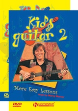 Kids' Guitar - Two-DVD Set