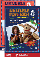 Ukulele for Kids - Two-Video Set