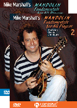 Mike Marshall's Mandolin Fundamentals for All Players - Two-DVD Set