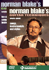 Norman Blake's Guitar Techniques - Two-DVD Set